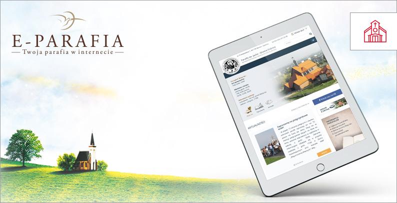 Tworzenie parafialnych stron internetowych E-parafia Zabrze