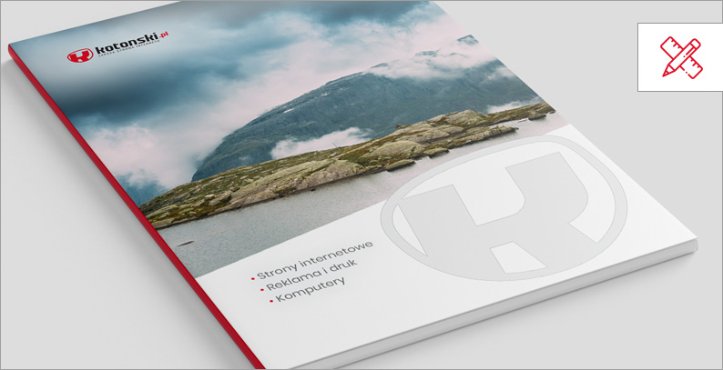 Materiały marketingowe - projektowanie materiałó marketingowych