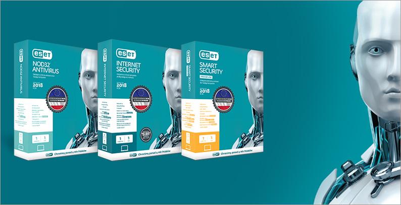 Programy antywirusowe firmy Eset, skuteczna ochrona w sieci